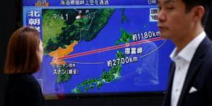 Kuzey Kore'den açıklama: Savunma yapıyoruz!