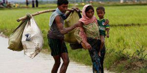 Arakan'da 'insani felaket' uyarısı