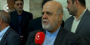 İranlı Büyükelçi: İnşallah referandum başarılı geçer