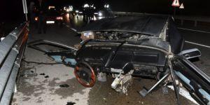 Bayram tatilinin ilk 8 gününde kaza bilançosu:68 ölü 487 yaralı