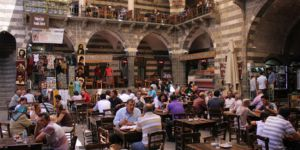 Diyarbakır'da Bayram yoğunluğu