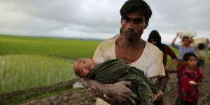 87 hezar misliman ji Arakanê reviyane Bangladeşê