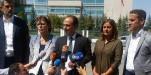 HDP heyeti Anayasa Mahkemesi'nde