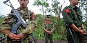 İsrail, Myanmar'a silah satmaya devam ediyor