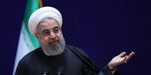 Ruhani: Kuzey Kore'yi bu kadar çok tehdit etmeyin