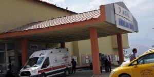 Hakkari'nin Yüksekova ilçesinde işçilere saldırı
