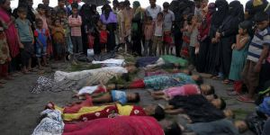 En Az Üç Bin Arakan'lı Müslüman Katledildi
