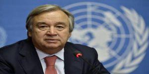 Guterres: Kürdistan'a karşı büyük bir dostluk besliyorum