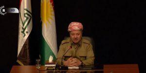 Başkan Barzani: Alternatif için çok geç