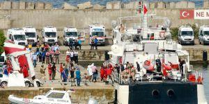 Kocaeli açıklarında göçmen teknesi battı: 15 ölü