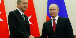 Erdoğan ile Putin referandumu görüştü