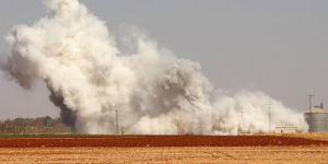 Halep'e düzenlenen hava saldırılarında 15 sivil öldü