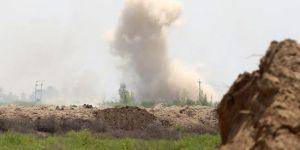 IŞİD Enbar'a saldırdı
