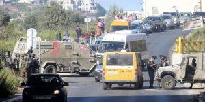 Filistinlilere ait 16 köy 3 günden beri abluka altında