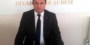 MÜSİAD Diyarbakır Şube Başkanı'na silahlı saldırı