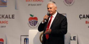 Başbakan: Erbil'e saat 18.00 itibarıyla bütün uçuşlar iptal edilmiştir