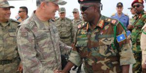 Türkiye'nin dışardaki en büyük askeri üssü açıldı