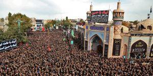 İran'da Aşura Günü Etkinlikleri