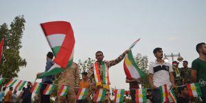 'Îran tank şand ser sînorê Herêma Kurdistanê'