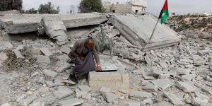 İsrail Arap köyü Arakib'i 119'uncu kez yıktı