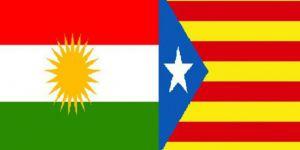 Alman basını: Katalonya, Kürdistan'ı örnek almalıydı