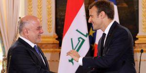 Macron: Kürtlerin hakları tanınmalı
