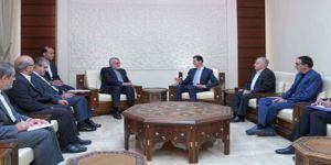 Esad: Irak'ın parçalanmasına karşıyız