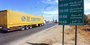 Irak, Türkiye ve İran'dan sınır kapılarını kapatmasını talep etti