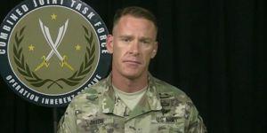 Koalisyon sözcüsü: Peşmerge IŞİD'e karşı baş müttefikimizdir