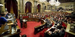 Katalonya Meclisi toplanıyor