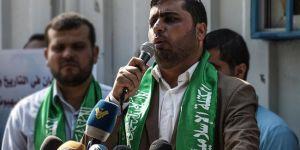 Hamas: İsrail'in Filistin anlaşması için şart koşması içişlerine müdahaledir