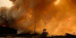 Kaliforniya'daki orman yangınları 6 bine yakın binayı tahrip etti