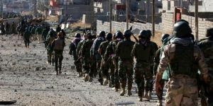 '20 bin Arap Peşmerge, Kürdistan'ı korumak için hazır'