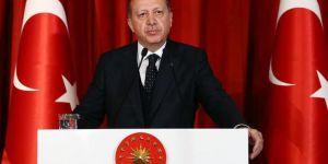 Erdoğan'dan Somali Cumhurbaşkanına taziye mesajı
