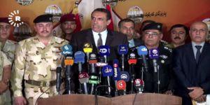 Generalê iraqî nehişt fermandarê polîs bi kurdî biaxive