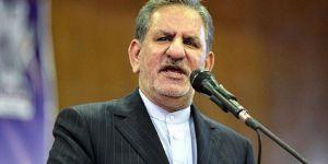 İran Cumhurbaşkanı Yardımcısı Cihangiri, Türkiye'ye geliyor
