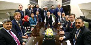Erdoğan'dan Şengal ve Mahmur Açıklaması