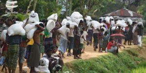Arakanlı Müslüman mültecilerin sayısı 590 bine ulaştı