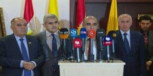 KDP ve KYB: Bağdat'ın şartları kabul edilebilir değil