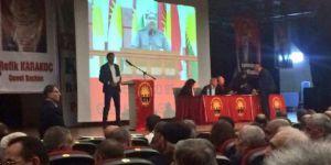 HAK-PAR Kongresinde Başkan Barzani'nin posteri indirildi