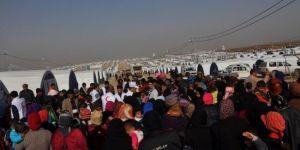 Haşdi Şabi'den kaçan 10 bin Zumarlı Zaxo ve Duhok'ta
