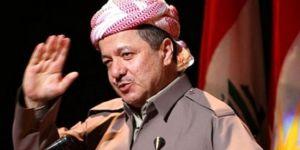 Başkan Barzani'den Mektup '' Yetkilerimi devrediyorum ''