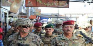Şer Ordusu Generali Irak ve Suriye'de kalmamız lazım