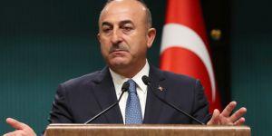 Çavuşoğlu'dan Barzani açıklaması
