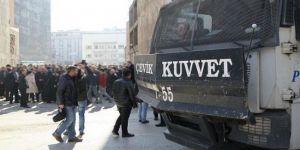Van'da eylem ve etkinlikler bir ay boyunca yasaklandı