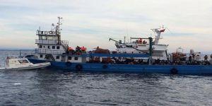 Yunanistan'a geçmeye çalışan 305 göçmen yakalandı