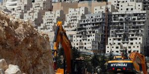 Kudüs'te 292 siyonist konut daha yapılacak