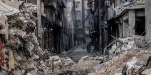 Af Örgütü: Esad yönetimi insanlık suçu işliyor