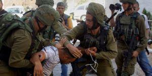 İşgal güçleri Doğu Kudüs'te 20 Filistinliyi gözaltına aldı