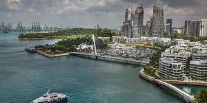 Singapur Kuzey Kore'yle ticari ilişkilerini askıya aldı